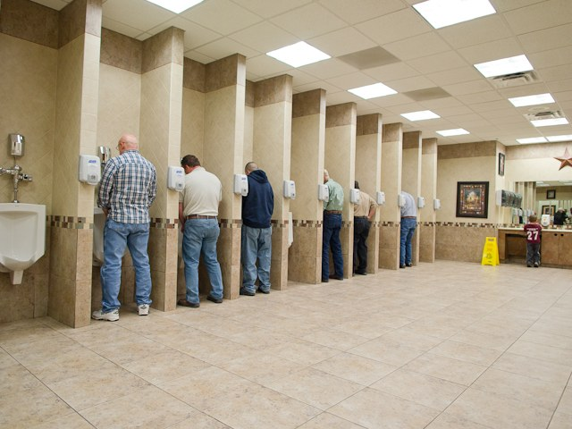 Some Of Buc Ee S 49 Toilets Michael Grace Martin