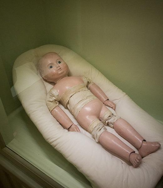 Doll, Shelburne, VT, August 2012