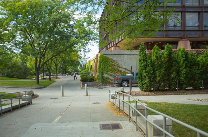 Cornell University, September 2013