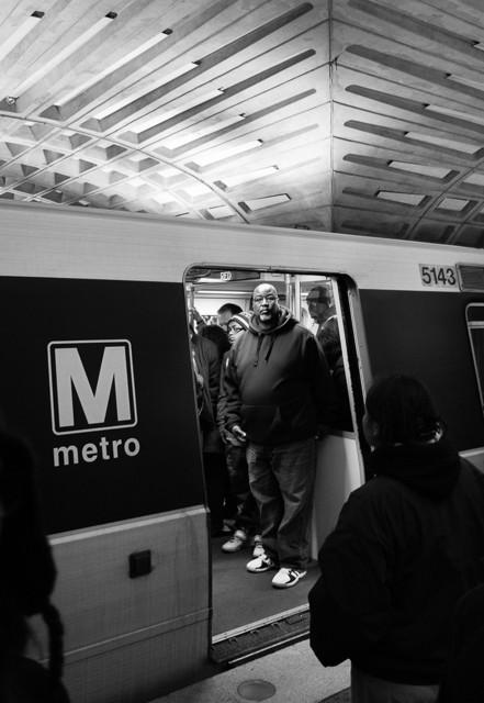 Washington DC Metro (Dec 2013)