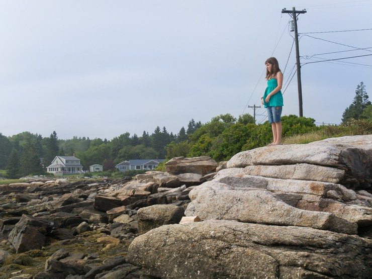 C and the Rocky Maine Coast (July 2014), Part 1