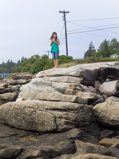 C and the Rocky Maine Coast (July 2014), Part 2