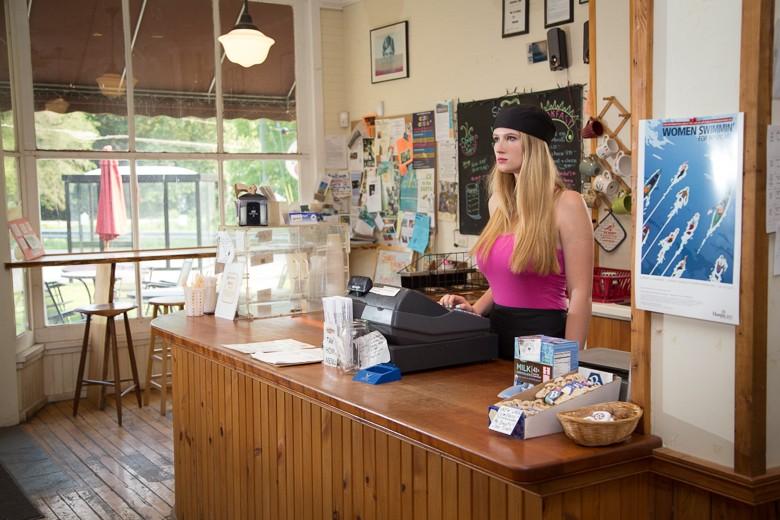 Cafe Cashier 2015