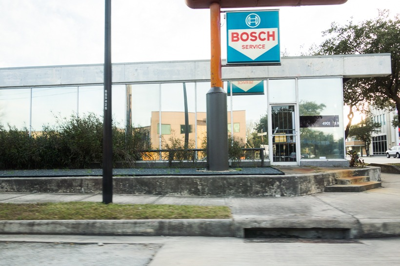 Bosch Service, Houston, TX (Jan 2014)