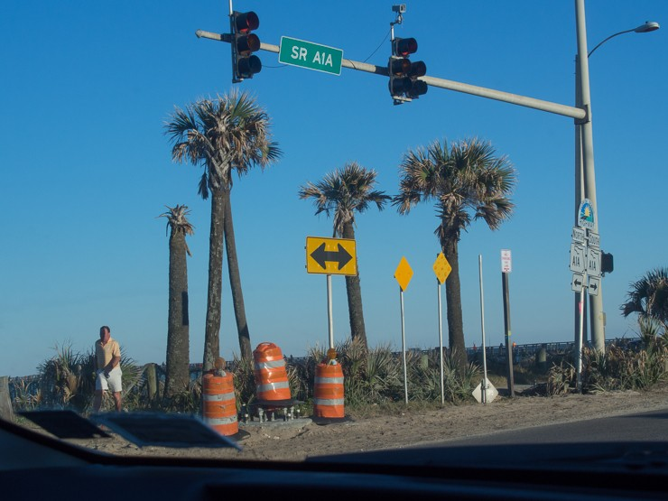 Florida Scenic Highway A1A (Feb 2014)