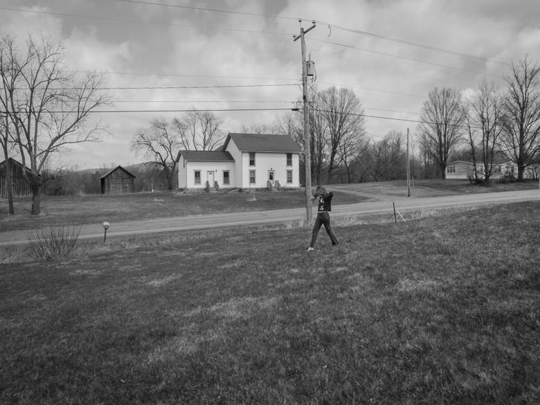Country Walk, Caroline, NY (April 2014)