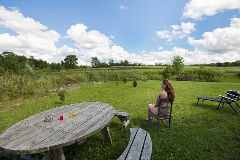 Backyard Horizon (Aug 2013)