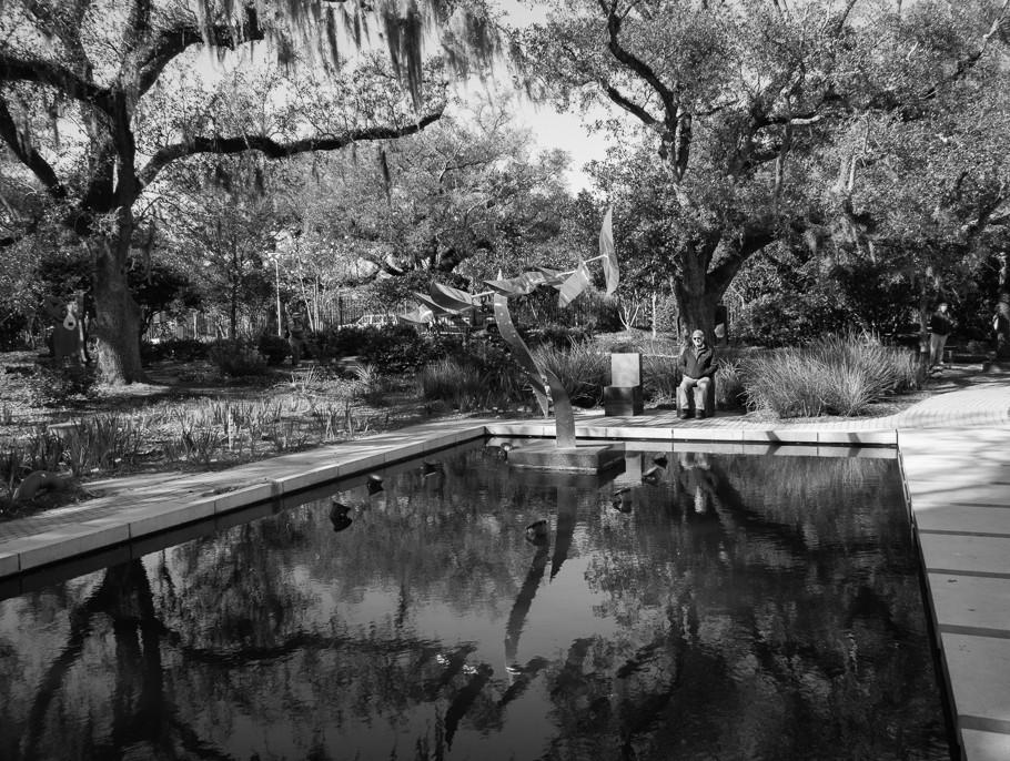 Besthoff Sculpture Garden, New Orleans, LA (Feb 2015)